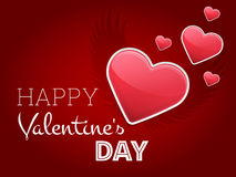 Valentine Love Background Stock Photography