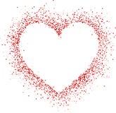 Valentine love card Royalty Free Stock Photo