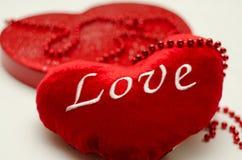 Valentine Love Heart Fotografía de archivo libre de regalías