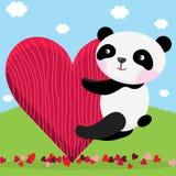 Valentine Love pour vous Image libre de droits