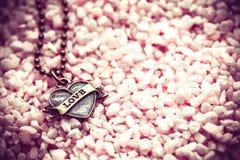 Valentine with love Stock Photos