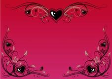Valentine, mariage, amour illustration de vecteur