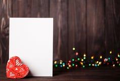 valentine Miłość pocztówkowy dzień valentine s Kocha pojęcie dla macierzystego ` s dnia i valentine ` s dnia Szczęśliwi walentynk Zdjęcia Royalty Free