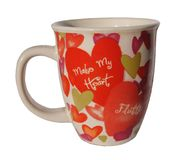 Valentine Mug Stock Photos