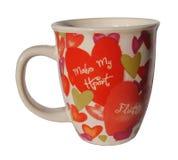 Valentine Mug Stock Photos