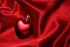 Valentine ornament Royalty Free Stock Photos
