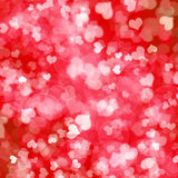 Valentine pattern Stock Photo