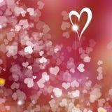 Valentine pattern Stock Photos