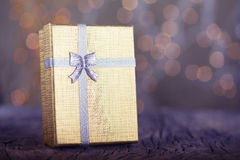 Valentine present Royalty Free Stock Image