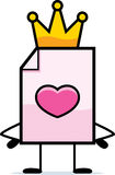 Valentine Queen Royalty Free Stock Images