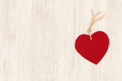 Valentine red hearts Royalty Free Stock Images