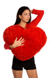 Valentine Rose royalty free stock photo