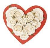 Valentine Rose Box Stock Images