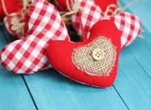Valentine rustique Photographie stock libre de droits