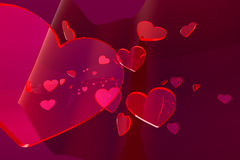 Valentine's abstract Royalty Free Stock Photo