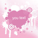 Valentine`s background Royalty Free Stock Images