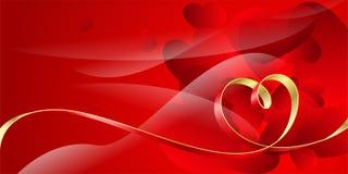 Valentine's background Royalty Free Stock Photo