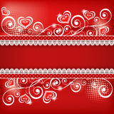 Valentine`s background Royalty Free Stock Photography