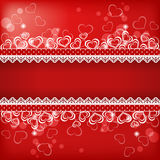 Valentine`s background Stock Photos