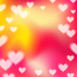 Valentine`s background with heart. Royalty Free Stock Photos