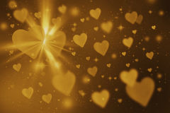 Valentine`s background Royalty Free Stock Image