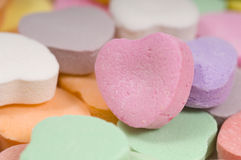Valentine's Candy Royalty Free Stock Photos