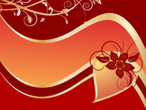 Valentine`s card Royalty Free Stock Photos
