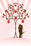 Valentine`s card Stock Photos