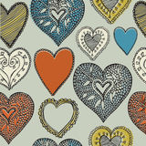Valentines card. Stock Photos