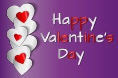 Valentine's card. Stock Photo