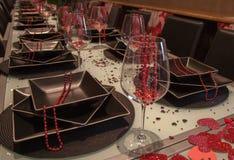 A Valentine's celebration Royalty Free Stock Photo