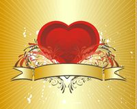 Valentine's concept (no.4) Royalty Free Stock Photos