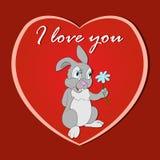 Valentine ` s Dag 4 Stock Foto