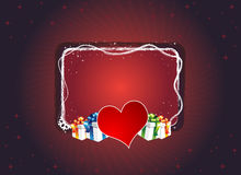The Valentine's Day Royalty Free Stock Photo