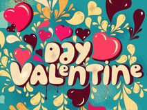 The Valentine's day Stock Images