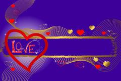 Valentine's Day. Royalty Free Stock Photography