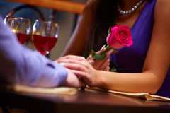 During Valentine�s day Stock Image