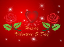 Valentine`s Day Stock Image