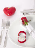 Valentine's Day Stock Photography