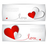 Valentine's day. Background,  illustration Royalty Free Stock Images