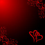 The Valentine's day Royalty Free Stock Photos