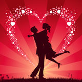 Valentine's Day royalty free illustration