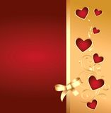 The Valentine's day Royalty Free Stock Images