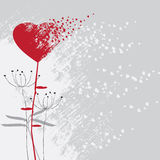Valentine's day abstract Royalty Free Stock Photos