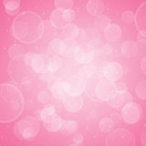 Valentine's day abstract background Royalty Free Stock Photography