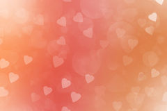 Valentine's Day Abstract Background Stock Photography