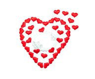 Valentine`s Day. day of all in love Royalty Free Stock Photos
