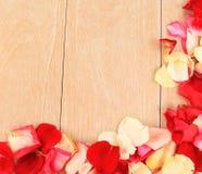Valentine's Day art background Stock Photos