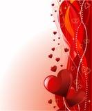 Valentine's day background Stock Image