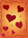 Valentine S Day Background Stock Photo